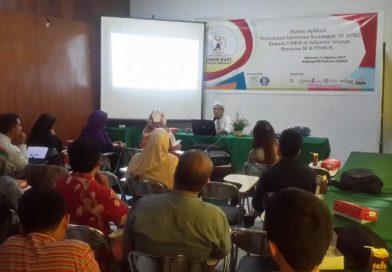 Sambut Hari UMKM Nasional, Pelaku UMKM Makassar Belajar SIAPIK