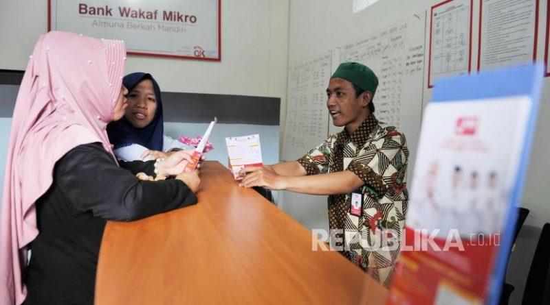 OJK: 38 Bank Wakaf Mikro Telah Berdiri di Indonesia