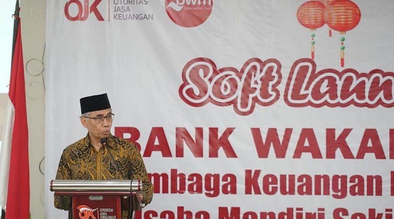 Ingat, Modal Awal Bank Wakaf Mikro untuk Pembiayaan dan Investasi