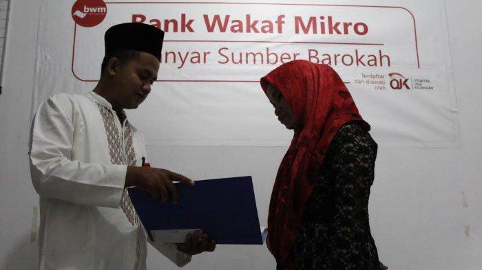 Kisah Nasabah Bank Wakaf Mikro, Siti Maryani Mengaku Dulu Sering Dikejar-kejar Rentenir